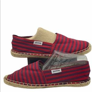 Soludos Cheers to Summer Espadrilles sz 8 (38)